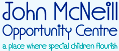 John McNeill Opportunity Centre - where special children flourish